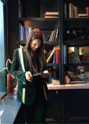 Davina Catt x The Perfumer&#8217;s <br />Story for the Kingsman film