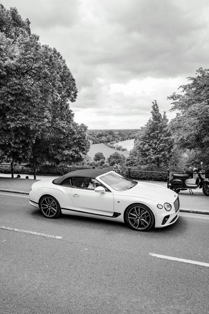Bentley Motors x Davina Catt